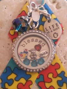 Locket - Autism