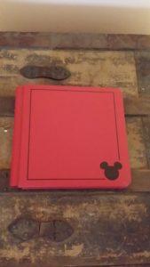 Creative Memories Disney Album
