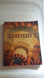BJU Spanish 1