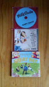 Milkshake CDs