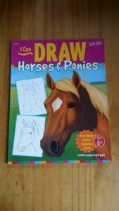 Draw Horses & Ponies